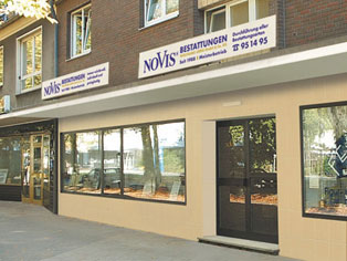 NOVIS - Standorte - WHV-Nord